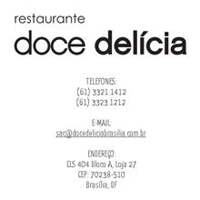 Restaurante Doce Delícia